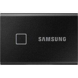 サムスン 外付けSSD T7 Touch [ポータブル型/2TB] MU−PC2T0K/IT ブラック
