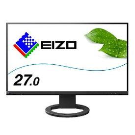EIZO エイゾー PCモニターFlexScan[27型/ワイド/WQHD(2560×1440)] EV2760−BK ブラック