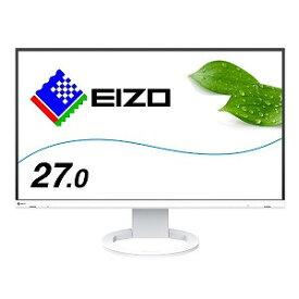 EIZO エイゾー PCモニターFlexScan[27型/ワイド/WQHD(2560×1440)] EV2760−WT ホワイト