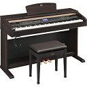 YAMAHA 電子ピアノ「ARIUS(アリウス)」 YDP‐V240 (ニューダークローズウッド調)(標準設置無料)