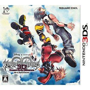 スクウェア・エニックス ニンテンドー3DSソフト KINGDOM HEARTS 3D 「Dream Drop Distance」(送料無料)