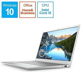 DELL ノートパソコン Inspiron 13 7391 シルバー [13.3型/intel Core i5/SSD:256GB/メモリ:8GB] MI753−9WHBC