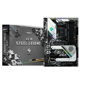 ASROCK ASRock X570 Steel Legend X570SteelLegend X570STEELLEGEND