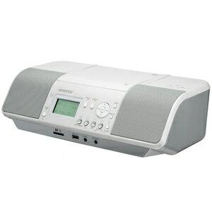 ケンウッド CD/SD/USBパーソナルオーディオシステム CLX‐30‐W (ホワイト)