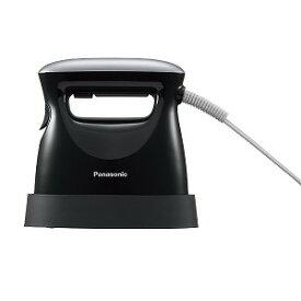 パナソニック Panasonic 衣類スチーマー 360°スチーム対応 NIFS560Kブラック
