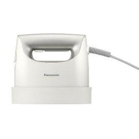 パナソニック Panasonic 衣類スチーマー 低重心 360°スチーム対応 NICFS760Cアイボリー