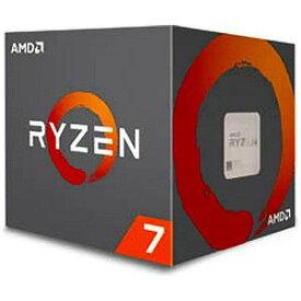 AMD CPU Ryzen 7 1700 BOX品