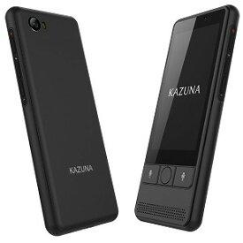 翻訳機 KAZUNA eTalk5 ブラック 2年SIM同梱版 TKMT1809B1BK_2YSIM
