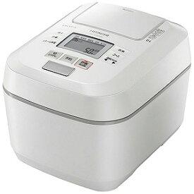 日立 HITACHI 炊飯器 [5.5合/圧力IH] RZ−V100DM−W パールホワイト