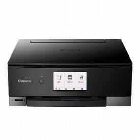 キヤノン CANON インクジェット複合機[カード/名刺〜A4]TS8430 BLACK PIXUSTS8430BK