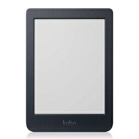 KOBO 電子書籍リーダー Kobo Nia ブラック N306−KJ−BK−S−EP