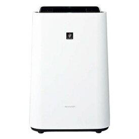 シャープ SHARP 加湿空気清浄機 [適用畳数:23畳/最大適用畳数(加湿):14畳PM2.5対応] KC−N50−W ホワイト系