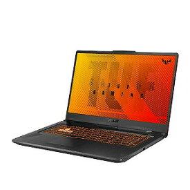 ASUS エイスース FA706II−R7G1650TBKS ゲーミングノートパソコン TUF Gaming A17 ボンファイヤ・ブラック [17.3型/SSD:512GB/メモリ:16GB]
