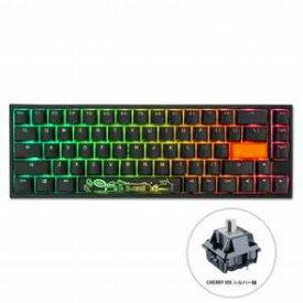 DUCKY ゲーミングキーボード One 2 SF RGB Cherry シルバー軸(英語配列) [USB /有線] dk−one2−rgb−sf−silver