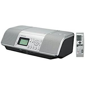 ケンウッド CD/SD/USBパーソナルオーディオシステム CLX‐30‐S (シルバー)(送料無料)