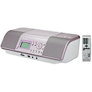 ケンウッド CD/SD/USBパーソナルオーディオシステム CLX‐30‐P (ピンク)(送料無料)