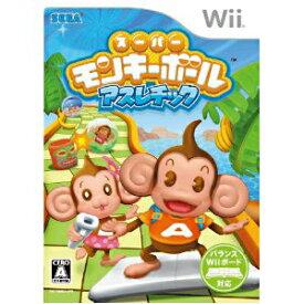 セガ 「WEB限定特価」 Wiiソフト スーパーモンキーボール アスレチック