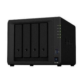 SYNOLOGY シノロジー NASキット[ストレージ無 /4ベイ] DiskStation DS920+