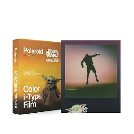 ポラロイド Polaroid Color film for i−Type − The Mandalorian Edition 6020