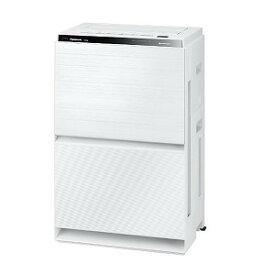 パナソニック Panasonic 加湿空気清浄機 ホワイト[適用畳数:40畳/最大適用畳数(加湿):24畳/PM2.5対応]F−VXT90−W
