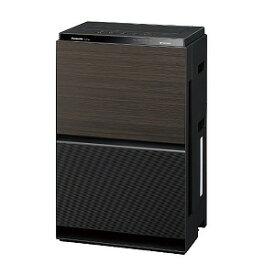 パナソニック Panasonic 加湿空気清浄機 木目調[適用畳数:31畳/最大適用畳数(加湿):19畳/PM2.5対応]F−VC70XT−TM