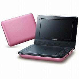 ソニー ポータブルDVDプレーヤー DVP‐FX780(P)(ピンク)