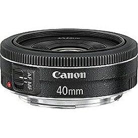 Canon 単焦点レンズ EF40mm F2.8 STM