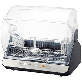 東芝 TOSHIBA 食器乾燥器(6人用) VD‐B10S‐LK (ブルーブラック)