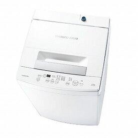 東芝 TOSHIBA 全自動洗濯機[洗濯4.5kg/送風乾燥付き]ピュアホワイト AW−45M9(W)(標準設置無料)