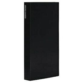 セキセイ フォトアルバム(高透明) Lサイズ300枚収容 KP‐300‐60‐BK (ブラック)