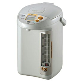 象印 ZOJIRUSHI 電気ポット [5.0L/電動式/蒸気セーブ] CD‐PB50‐HA (グレー)