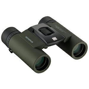 オリンパス 双眼鏡「8×25 WP II」 8×25 WP II GRN (フォレストグリーン)