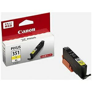 Canon インクタンク(大容量) BCI‐351XLY (イエロー)
