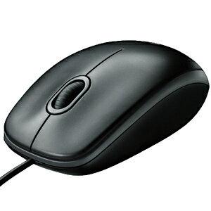 ロジクール スタンダードマウス M100R (ブラック)