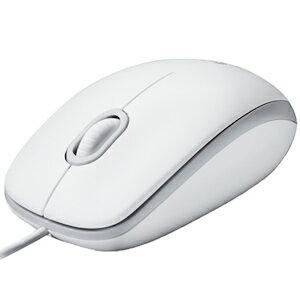 ロジクール スタンダードマウス M100R (ホワイト)
