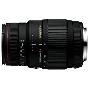 シグマ 望遠レンズ キヤノン用 APO 70‐300mm F4‐5.6 DG MACRO(キヤノン)(送料無料)