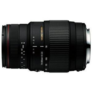 シグマ 望遠レンズ シグマ用 APO 70‐300mm F4‐5.6 DG MACRO(シグマ)(送料無料)