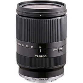 タムロン 18−200mm F/3.5−6.3 Di III VC(ブラック) ソニーNEX「Eマウント」用 18200F3.56.3DIVC(BK)