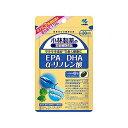 小林製薬 DHA EPA α−リノレン酸 180粒