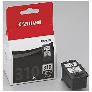 Canon FINEカートリッジ BC‐310 (ブラック)