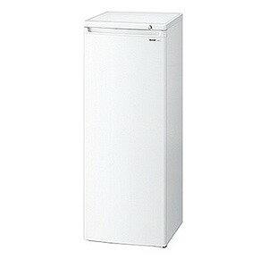 シャープ 1ドア直冷式冷凍庫(167L・右開き) FJ‐HS17X‐W (ホワイト系)(標準設置無料)