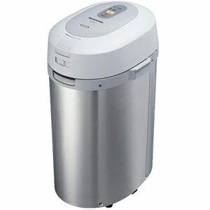 パナソニック 家庭用生ごみ処理機 「生ごみリサイクラー」 MS‐N53(S)(シルバー)(送料無料)