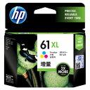 HP HP 61XL プリントカートリッジ(3色カラー・増量タイプ) CH564WA