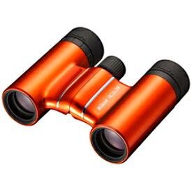 ニコン 8倍双眼鏡 「アキュロン T01(ACULON T01)」 8×21 AC T01 8X21O (オレンジ)