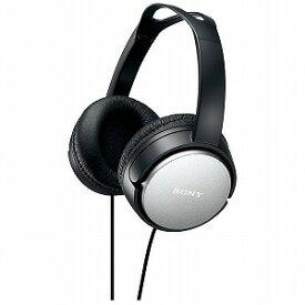 ソニー SONY ステレオヘッドホン MDR‐XD150(B)ブラック