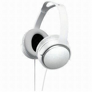 ソニー ステレオヘッドホン MDR‐XD150 (W)ホワイト