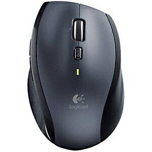 ロジクール ワイヤレスレーザーマウス「2.4GHz・USB」 ロジクール マラソン マウス M705t (ブラック)