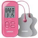 オムロン 低周波治療器 HV‐F021‐PK (ピンク)(送料無料)