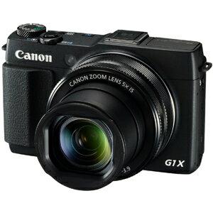 Canon デジタルカメラ「PowerShot」 PowerShot G1 X Mark II(送料無料)