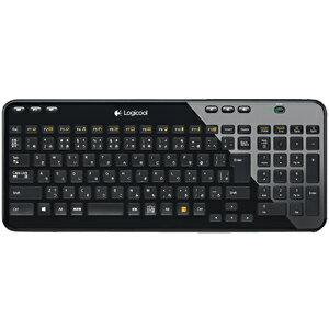 ロジクール ロジクール ワイヤレスキーボード k360r K360R